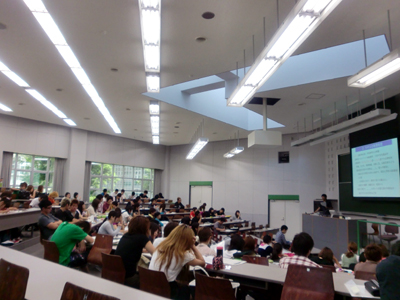 Fレックス:FD活動での授業公開