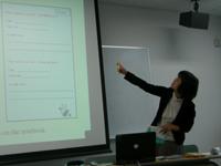 JALT fukuiでの講座の様子