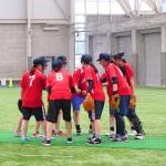 チームワークはチームを経験しないと理解できないこともある。