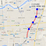 妄想中:ここに電車の路線があったら街は変わる?
