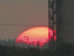 sunset20160826